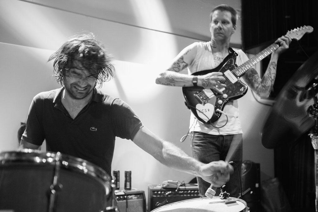 Concert Thee-Oh-Sees - photographie de Jérôme Dédébat - 2015