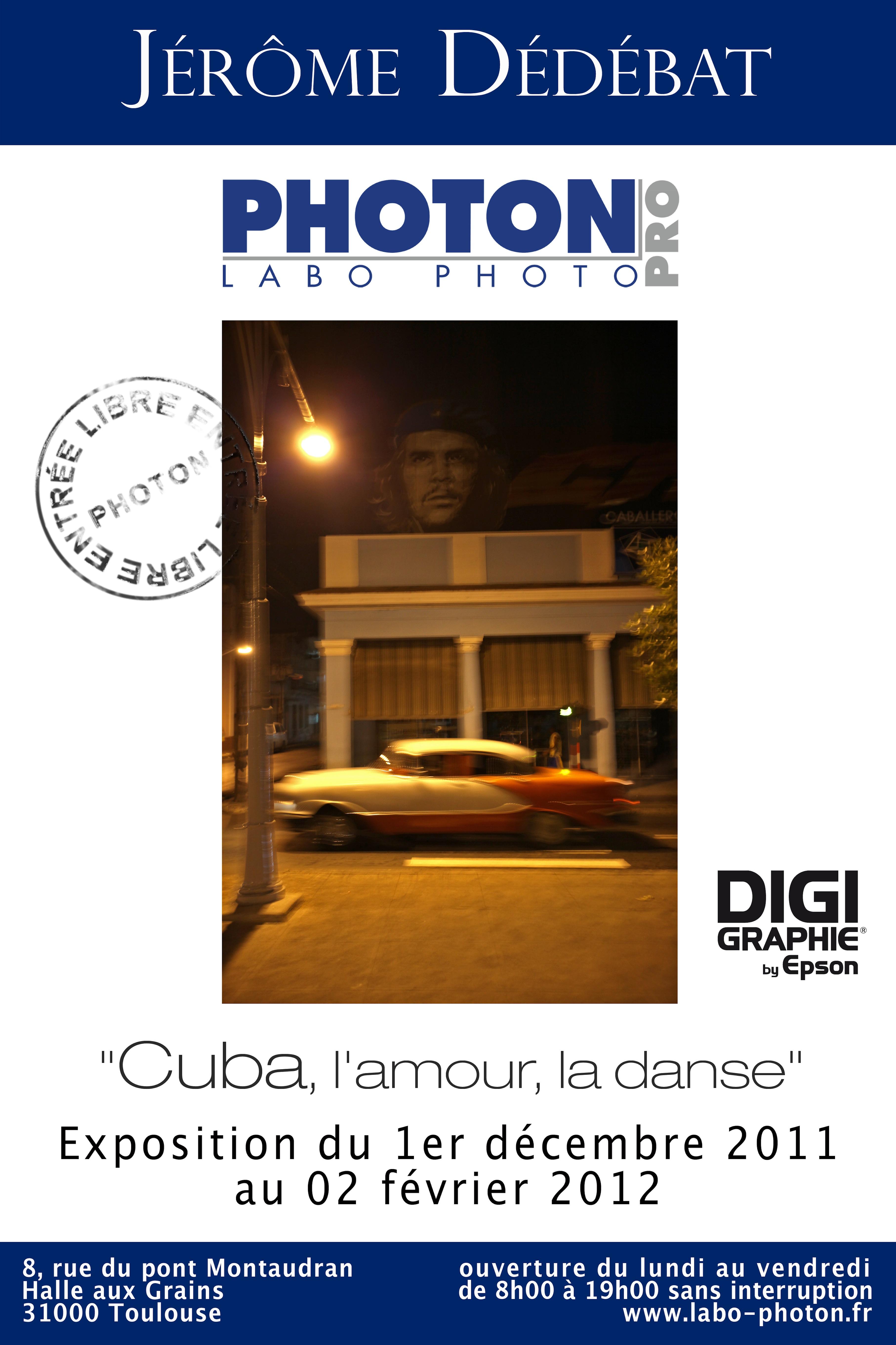 Cuba, l'amour, la danse